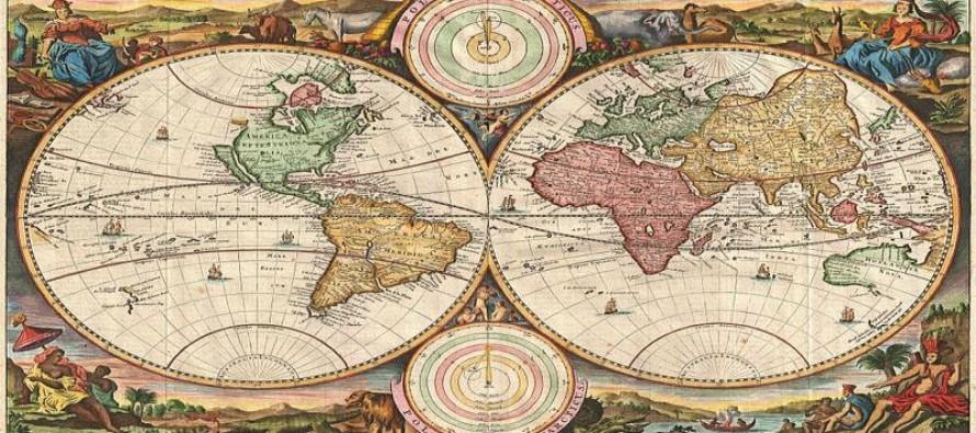 La Historia Global y otros modelos espaciales