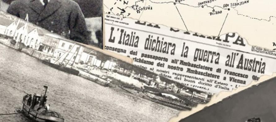 España en la Gran Guerra: espías, diplomáticos y traficantes