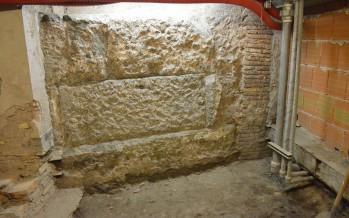 Trabajos arqueológicos en la sede de la EEHAR-CSIC