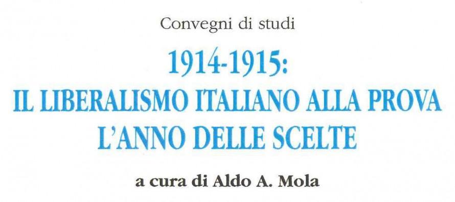 Spagna e Italia durante la Grande Guerra. L'anno della neutralità