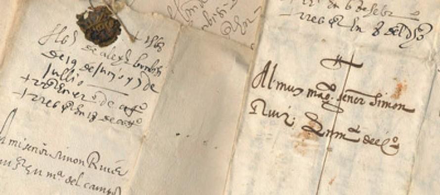 Cartas italianas del Archivo Simón Ruiz: una plataforma digital para el análisis histórico