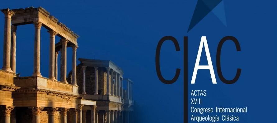 Centro y periferia en el Mundo Clásico – Actas del XVIII Congreso Internacional de Arqueología Clásica