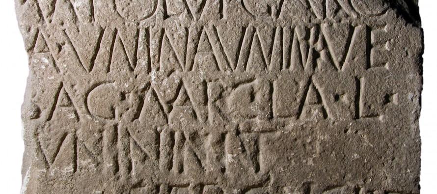 El nacimiento de las culturas epigráficas en el occidente mediterráneo