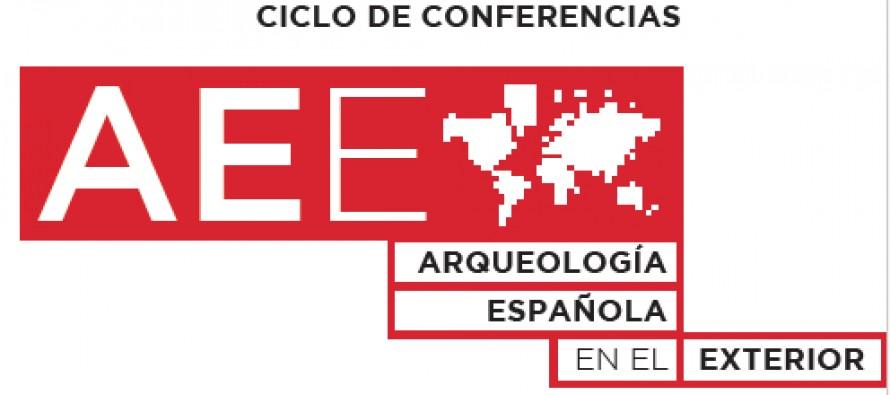 """Ciclo de conferencias """"Arqueología Española en el Exterior"""""""
