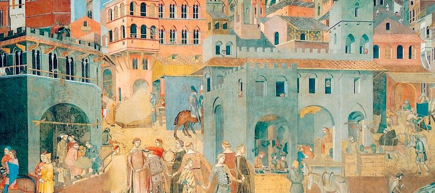 España e Italia durante la Edad Media