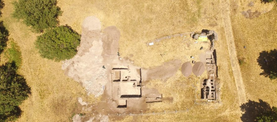 Campaña de excavación Tusculum 2018