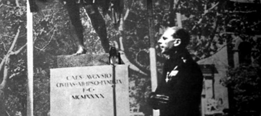 Clasicismo y fascismo: una aproximación a las relaciones entre España e Italia. Jornada de estudio ANIHO – 16 de mayo de 2018