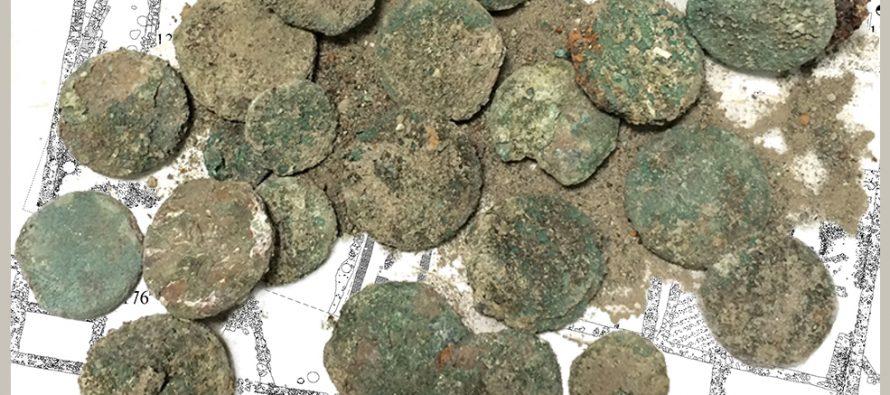 PRotocollo di studio e Analisi della Moneta proveniente da Contesti Archeologici Pluristratificati – 19 Septiembre 2018