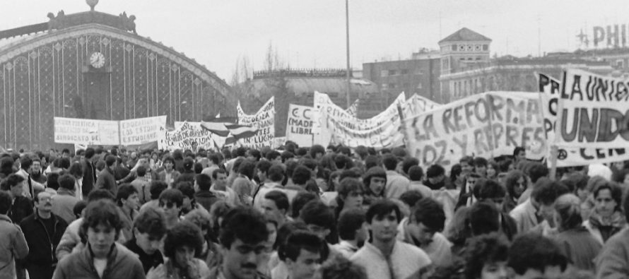 Conferencia 1968. El legado de la utopía de Antonio Elorza – 19 de Octubre de 2018  17.30 h.