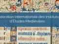 La Fédération Internationale des Instituts d'Etudes Médiévales (FIDEM) celebra la reunión anual de su Comité Ejecutivo en Roma, en la sede de la Escuela Española de Historia y Arqueología, los días 22 y 23 de febrero de 2019.