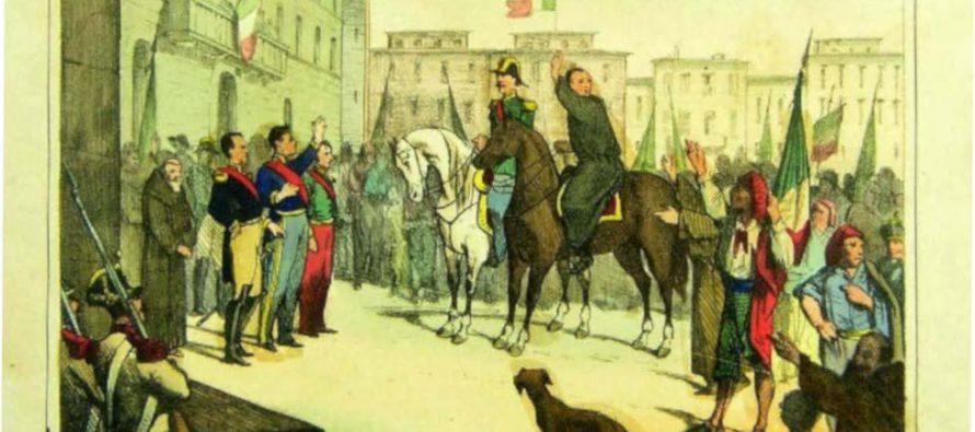 La Europa de 1820. De la Restauración a la Revolución-11 de Junio de 2019