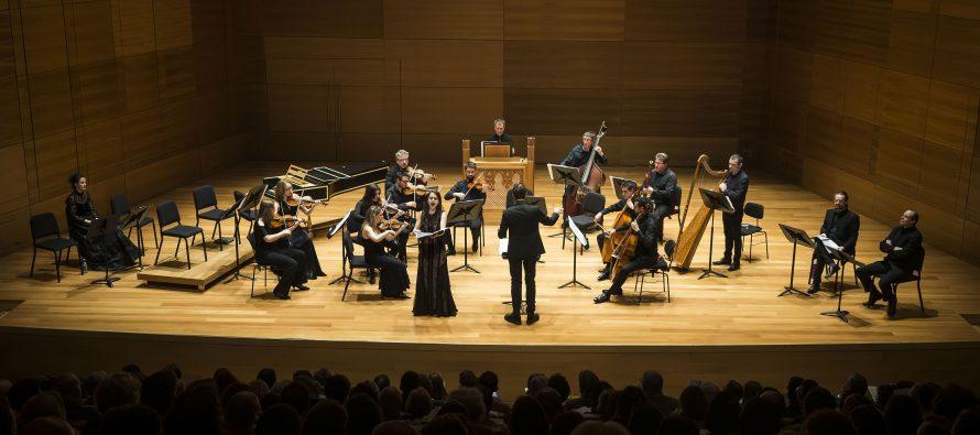 """Concierto La Grande Chapelle """"Lamentabatur Jacob""""- 16 de Septiembre de 2019, 18.30 h."""