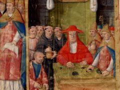Prácticas, actores y lenguajes de la décima pontificia (s. XIV-XV)- 22 de Octubre de 2019