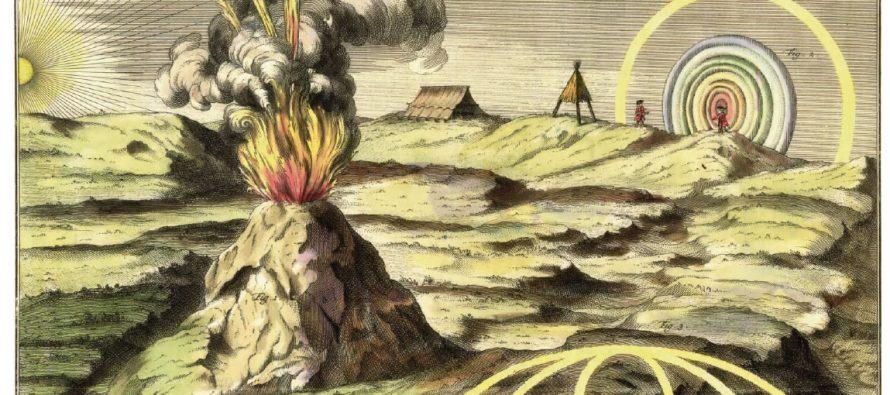 """Seminario """"Istoria funesta"""", Desastres naturales, informaciones y respuestas en la Monarquía Hispánica (s. XVI-XVIII)- 13 de noviembre de 2019, 16.00 h."""
