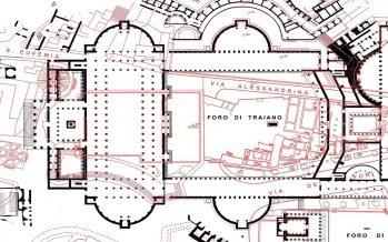 La topografia dell'area nord del Foro di Traiano/ 30 Enero 2020