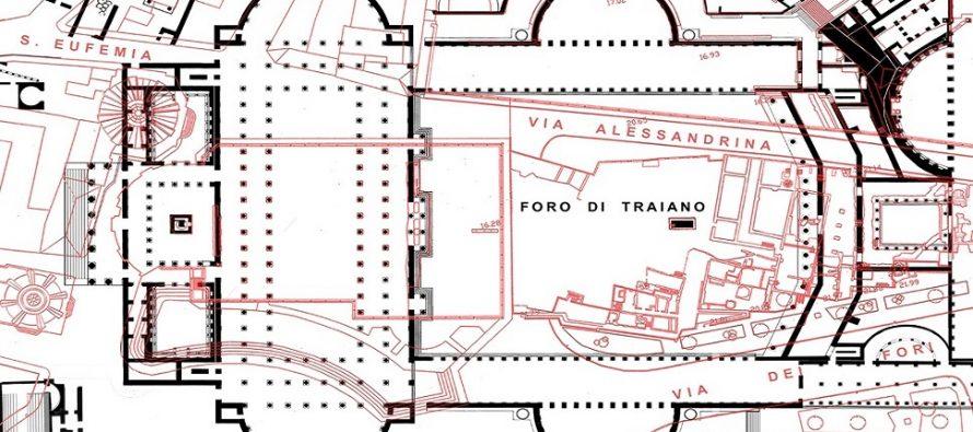 Convegno La topografia dell'area nord del Foro di Traiano/ 30 de Enero de 2020