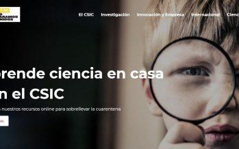 APRENDE CIENCIA EN EL CSIC