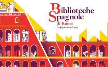 Celebra el Día del Libro con Biblioteche Spagnole di Roma