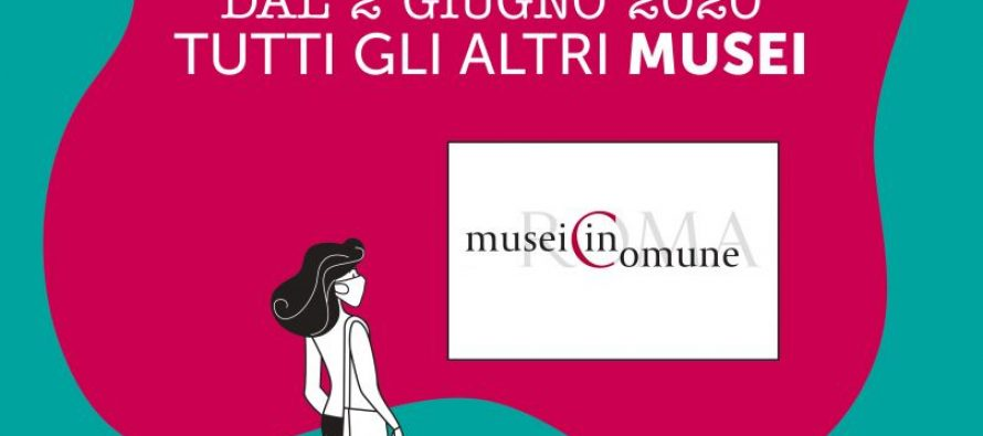 Dal 19 Maggio riaprono i Musei Capitolini e il Museo di Roma