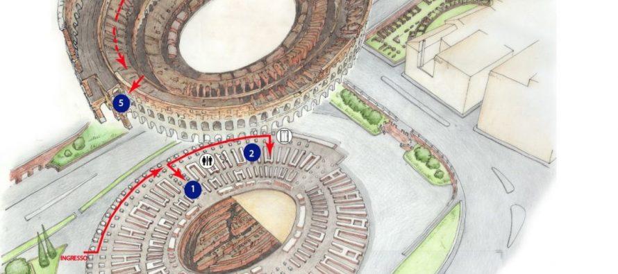 Il Parco archeologico del Colosseo riapre il 1 giugno