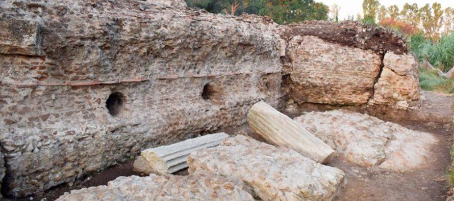 Del Atlántico al Tirreno (DEATLANTIR): investigaciones de las infraestructuras de Portus-Ostia Antica, el muelle de la Lanterna/ 23 de Junio de 2020