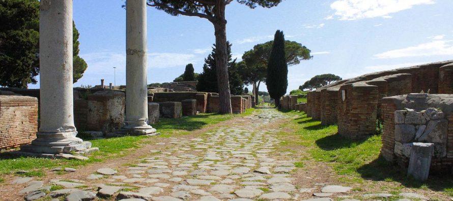 Dal 2 Giugno riaprono gli scavi di Ostia Antica