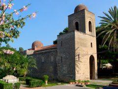 Arqueología en las primeras iglesias normandas en Sicilia: San Giovanni dei Lebbrosi/ 13 de Julio de 2020