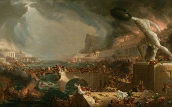 Crisis, catástrofes y proceso histórico en el Mediterráneo antiguo/ 17 de Septiembre de 2020