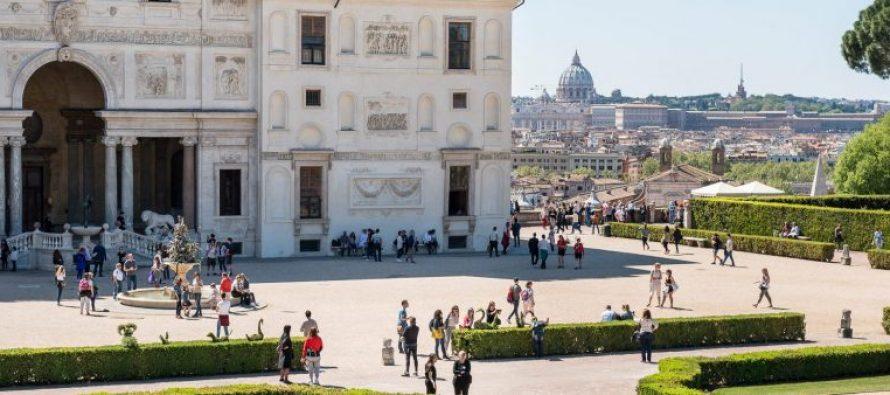 Il Giardino rinascimentale di Villa Medici-GEP / 27 Settembre 2020