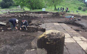 Comienza la XXIII Campaña de excavaciones arqueológicas de la EEHAR en Tusculum/ 7 de Septiembre-2 de Octubre de 2020
