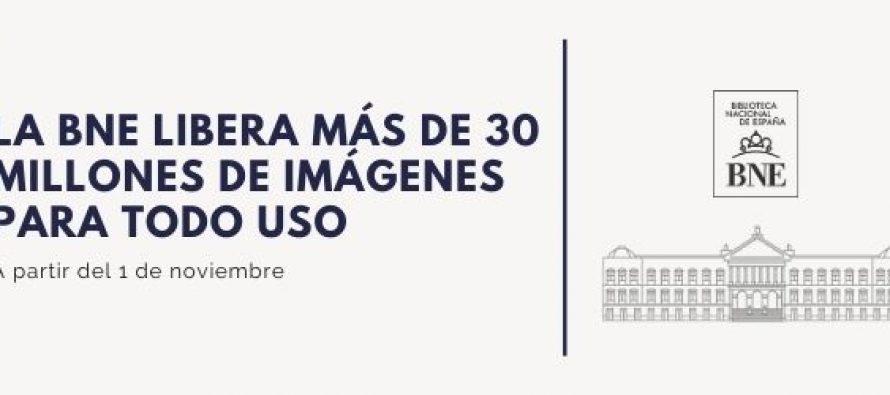 La BNE libera más de 30 millones de imágenes: El Cantar del mio Cid, el Quijote o los manuscritos de Da Vinci a sólo tres clics/ A partir del 1 de Noviembre