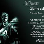 Concerto Il giorno della Memoria