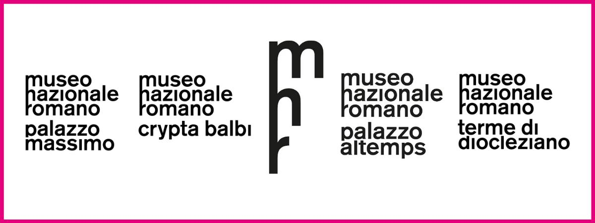 Logo Museo Nazionale Romano
