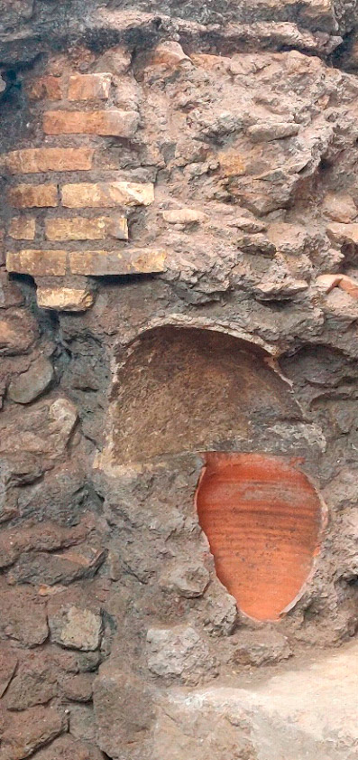 muro siglo iv antes cristo eehar