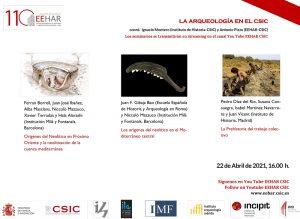 programa conferencia ciclo arqueologia abril