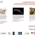 video conferencia ciclo arqueologia abril