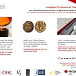 video conferencia ciclo arqueologia mayo