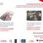 conferencia junio ciclo arqueologia