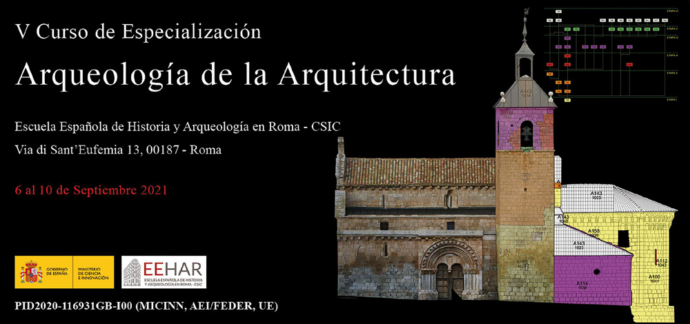 curso especializacion arquitectura eehar